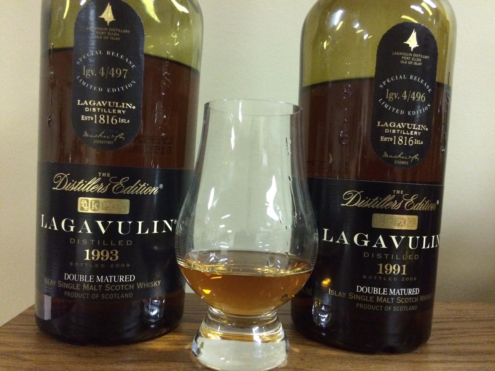Lagavulin double matured 1993